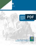 Diagnóstico sobre la institucionalidad provincial. Aportes para la nueva fase del PROINDER