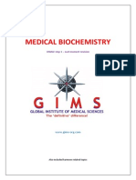 Usmle Medical Biochemistry