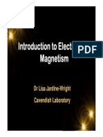 Electricity n Magnetism