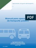 Manual_operadores de Transporte Publico