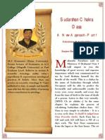 Su Darshan Chakra Das a a New Approach b w