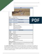 Armalite AR-7 rifle