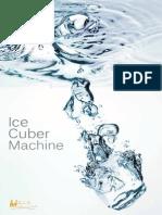 Cube Ice Machine CM053~CM055
