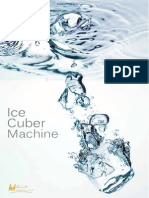 Cube Ice Machine CM061~CM062