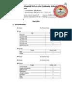 data samplee