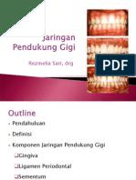 Dental Hygienist1-Jaringan Pendukung Gigi-Dosen