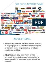 Advertisement Theory