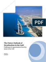Sustainable Desalination in the Gulf