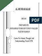 AL-MUSHARAKAH