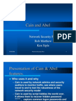 Cain_and_Abel Tutorial From Chiranjit
