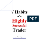 7habitsof a Highly Successful Trader