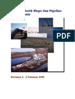 Pipeline Design Basis