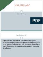 Analisis ABC New