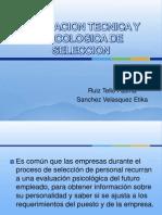 Evaluacion Tecnica y Psicologica (1)