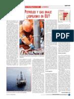 Economist - Petroleo y Gas Shale Espejismo de EU