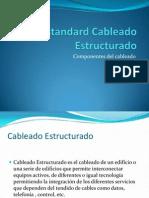 Estandard cableado estructurado