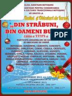 Afis Din Strabuni Final