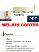 MELJUN CORTES Numerical Algorithm