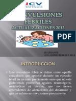 Convulsiones Febriles Actualizacion 2013 Expo Andres