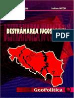 Destrămarea Iugoslaviei