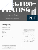 NICKEL PLATING HAND BOOK pdf | Cathode | Electric Current