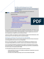 Acadamie Exchange Server 2010 Module2