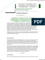 Drainage - Foundation Repair Association