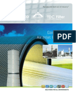 Nordin Air Filters for Turbines
