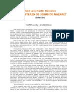 Descalzo, Martin - Vida y Misterio de Jesus de Nazaret (Seleccion)