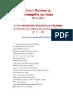 Mateos, Juan - Evangelio de Juan