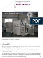 Understanding Vector Group of Transformer (Part 1) _ EEP