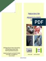 Manual Trabalho em Altura Prevenção de Acidentes por Quedas - Gianfranco