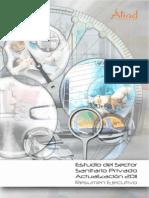 2011_estudio sector sanitario privado España