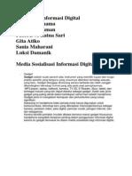 Media Sosialisasi Informasi Digital (PID)