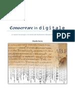 Conservare in Digitale - Claudia Sanna