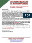 sottoscrizione per le spese legali allavvocato di cerroni