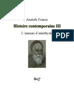France Histoire 3 Anneau