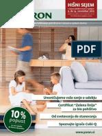 Paron, revija za sobivanje pohištva in narave v vašem domu