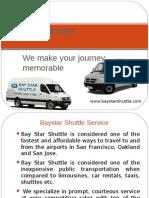 Baystar Shuttle Airport Shuttle Sfo,Airport Shuttle Oakland,Airport Shuttle Sjc