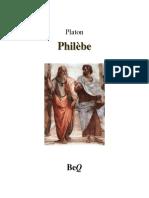 Platon Philebe