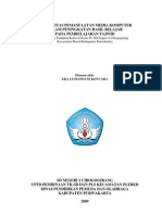PTK - Pemanfaatan Media Komputer Pada Pembelajaran Tajwid