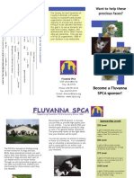 FSPCA Sponsorship Form