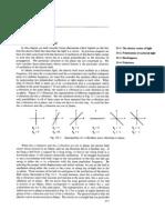 Feynman Physics Lectures V1 Ch33 1962-03-06 Polariztion