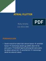 11.Atrial Flutter