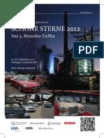 Programmheft - SCHÖNE-STERNE 2012