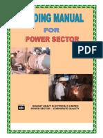 Welding Manual R01 Nov 2006