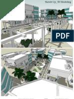 Sketch Up_3D Modeling