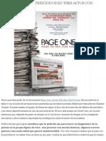 03_Inspirinas | El futuro de los periódicos en tres actos con final feliz