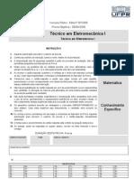 Tecnico Em Eletromecanica I Eletrotecnica I