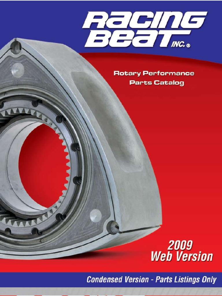 rotary catalog | Carburetor | Turbocharger
